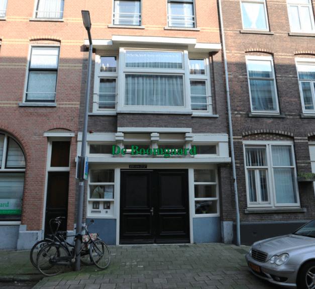 locatie MOB Rotterdam Centrum